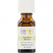 ESSENTIAL OILS AURA CACIA JUNIPER BERRY-ESSENTIAL OIL .5 OZ for Unisex