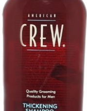 American Crew Thickening Shampoo For Men 8.45 Ounces