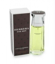 HERRERA FOR MEN BY CAROLINA HERRERA 100ML 3.4 OZ EDT