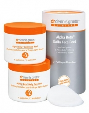MD Skincare Alpha Beta Daily Face Peel 30 Applications