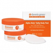 MD Skincare Alpha Beta Daily Body Peel- 2 Steps, 30 Applications