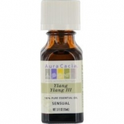 ESSENTIAL OILS AURA CACIA by YLANG YLANG III-ESSENTIAL OIL .5 OZ ESSENTIAL OILS AURA CACIA by YLA