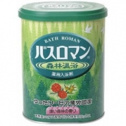 Bath Roman Natural SkinCare Forest Japanese Bath Salts - 680g