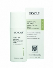 DDF Ultra-lite Oil-Free Moisturizing Dew SPF 15, 1.7-Ounce Bottle