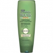 Fructis fortifying Shine Burst Cream Conditioner By Garnier, 13 Ounce