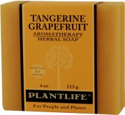 Tangerine & Grapefruit Aromatherapy Herbal Soap