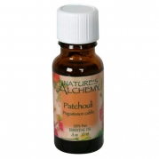 NATURE'S ALCHEMY Pure Essential Oil Patchouli 0.5 OZ
