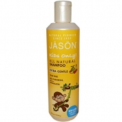 JASON Kids Only! Extra Gentle Shampoo, 17.5 Ounce Bottles (Pack of 3)