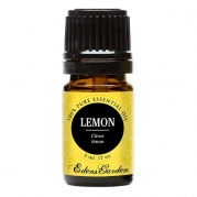 Lemon 100% Pure Therapeutic Grade Essential Oil by Edens Garden- 5 ml