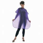 Betty Dain Jelly Shampoo Cape Purple Velcro