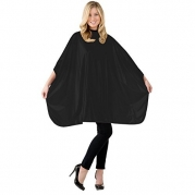 Betty Dain Solid Shampoo Cape, 306 NL Black