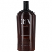 American Crew Daily Moisturizing Shampoo, 33.8-Ounce Bottle, Package may vary