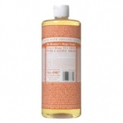 Dr Bronner Castile Soap Organic Tea Tree 8 oz ( Multi-Pack)